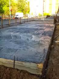 Как резать свежий бетон