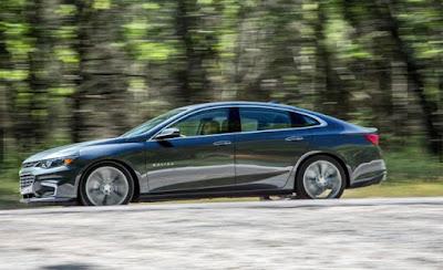 2016 Chevrolet Malibu Release Date Canada