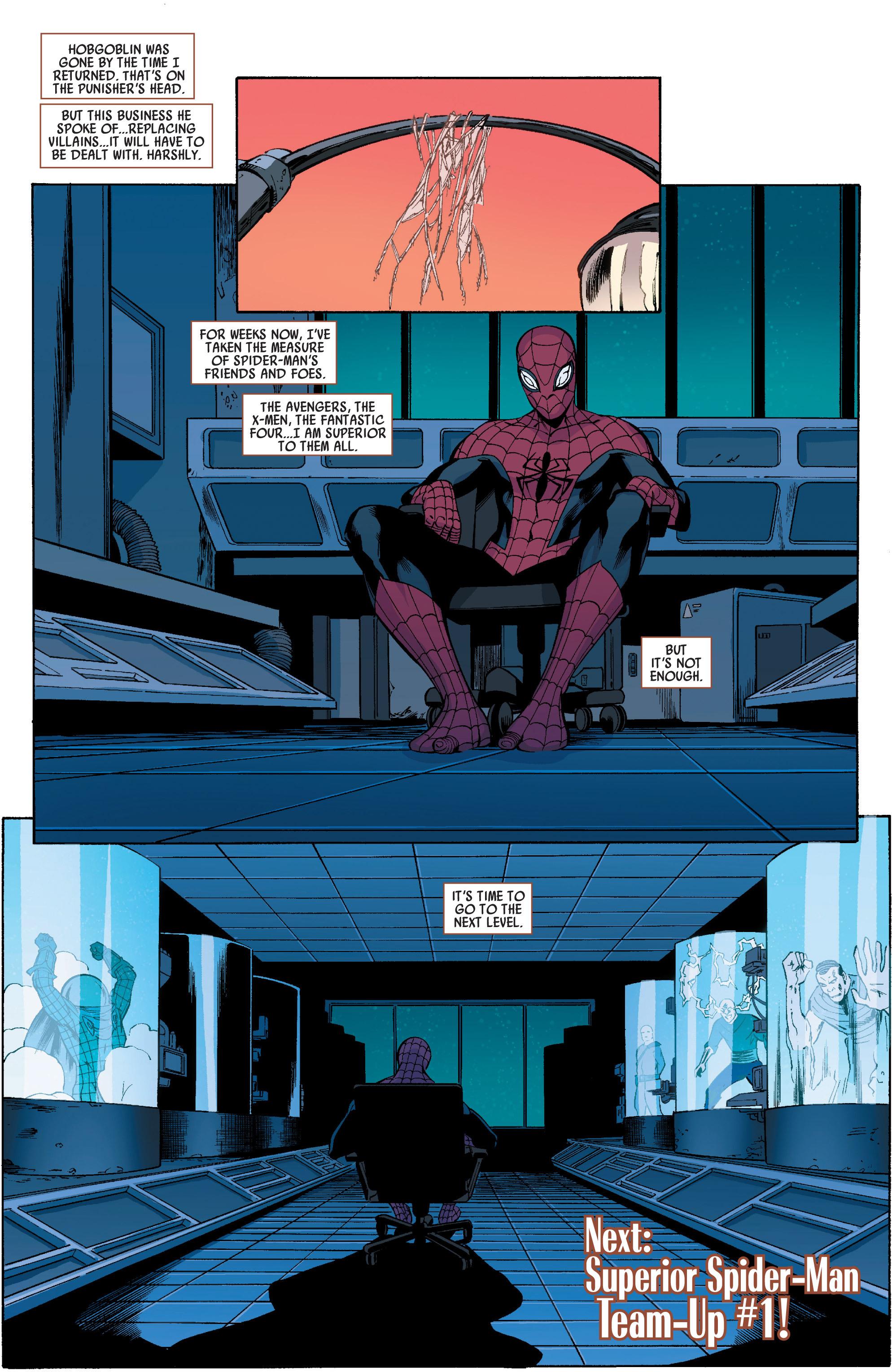 Avenging Spider-Man #23 #25 - English 22