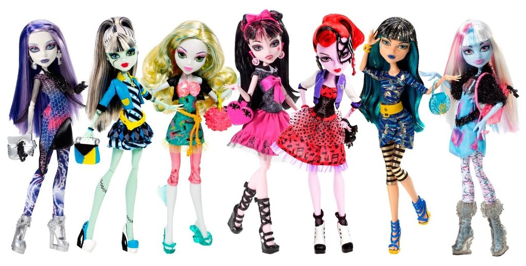 online monster high