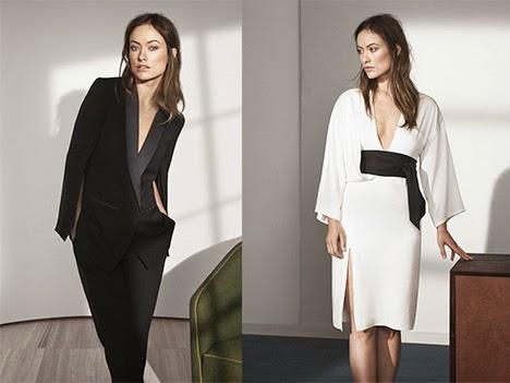 H&M colección Conscious Exclusive verano 2015 con Olivia Wilde