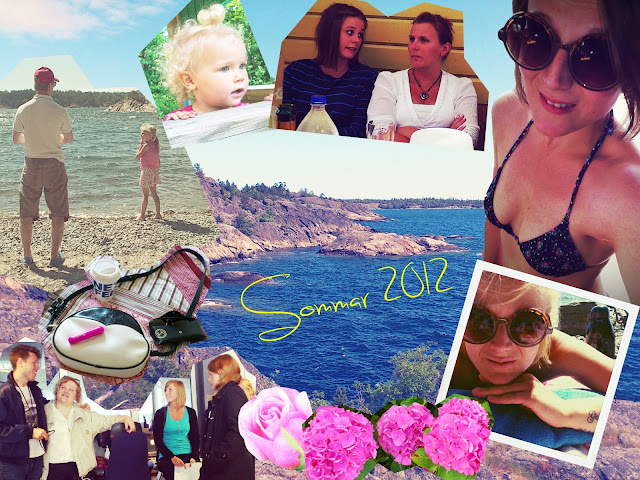 Summer 2012, collage