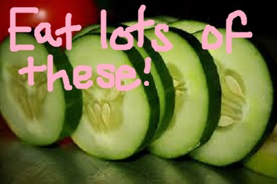 cucumbers, yummy, fresh
