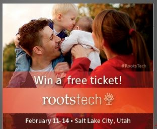 RootsTech Giveaway