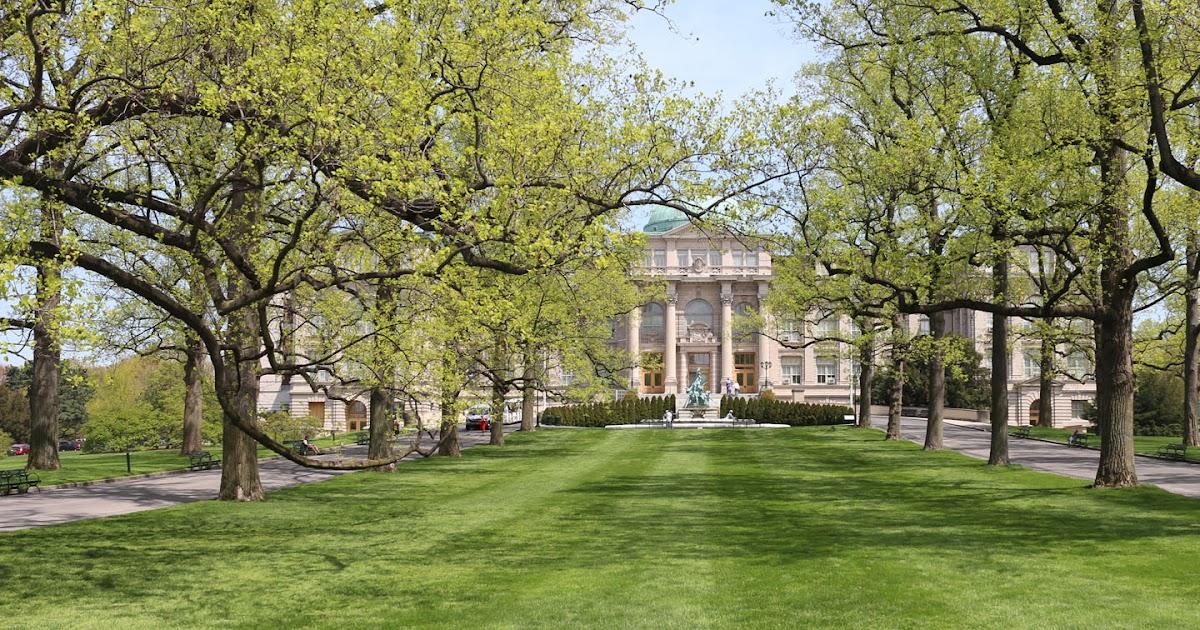 66 Square Feet Plus The New York Botanic Garden In April
