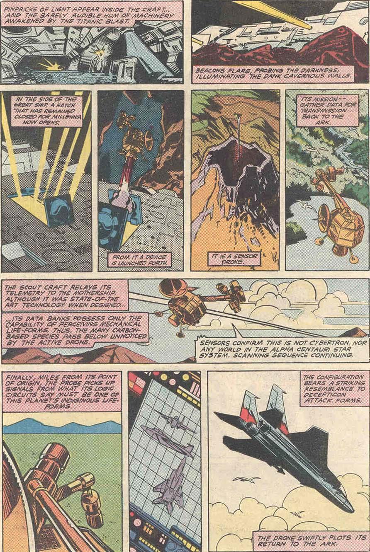The Transformers (1984) #1 #80 - English 11