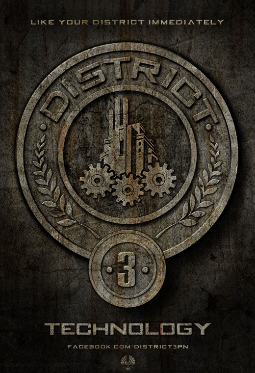 Panem District Posters... Hunger Games Districts Jobs