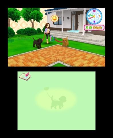 Nintendogs Cats Os En Caoutchou