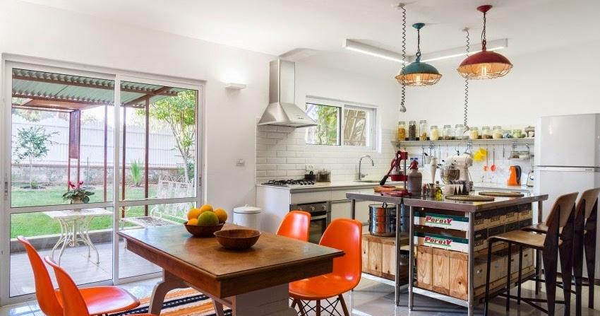 Dise o de interiores arquitectura una casa en un moshav por el dise ador de interiores rotem guy - Disenador de interior ...