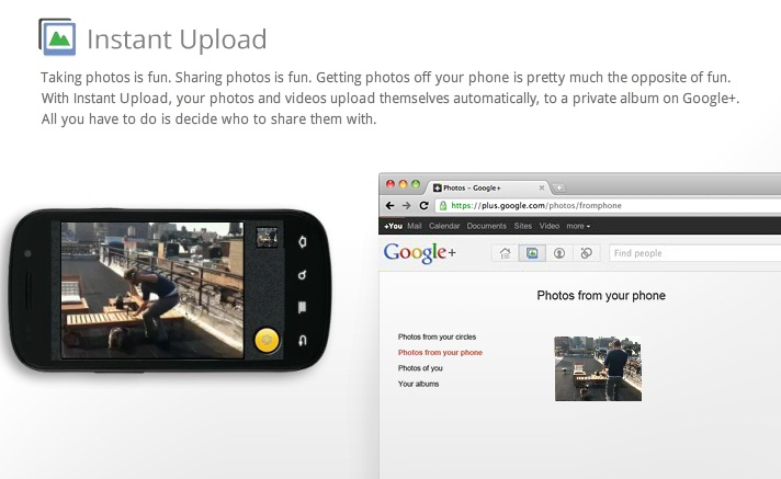 Upload Photos On Google Plus