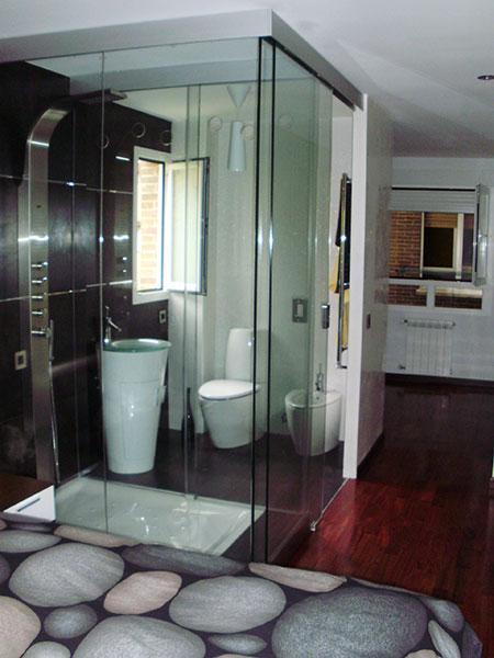 Baños Con Duchas De Vidrio:Banos Con Puertas De Vidrio
