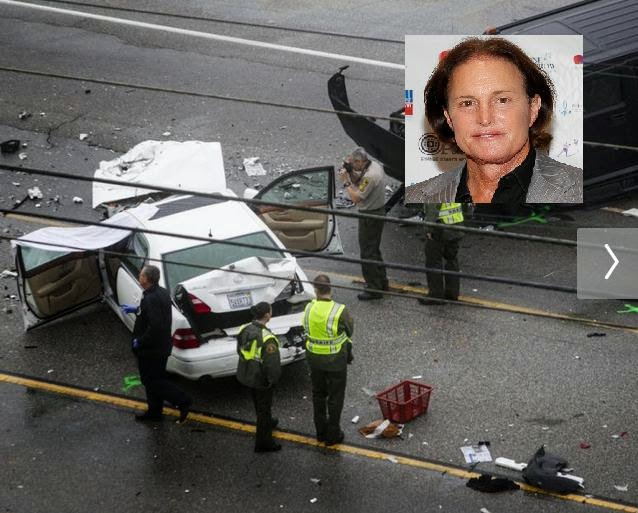 Bruce Jenner malibu car accident