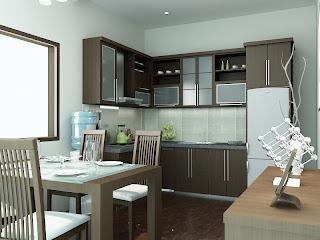 Gambar Dapur Minimalis