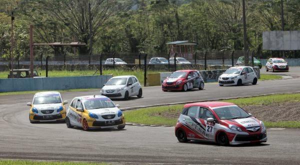 Honda Jazz Berjaya di ISSOM Seri 2