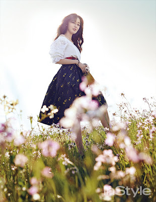 Sunhwa Secret - InStyle Magazine May Issue 2015