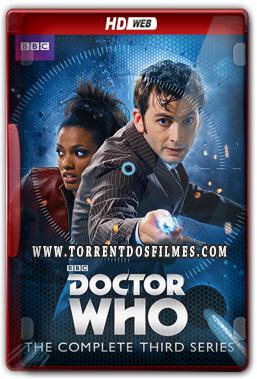 Doctor Who 4ª Temporada (2007) Torrent - Dublado WEB-DL