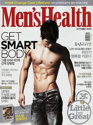 Sexy men korea magazine