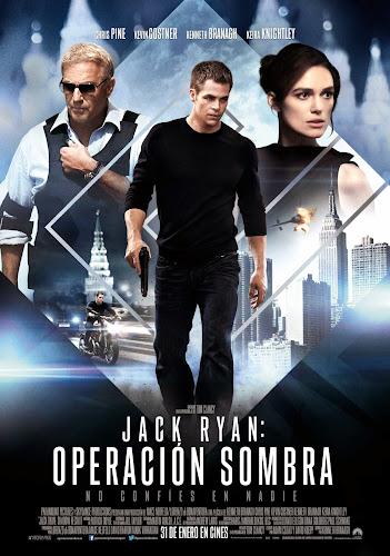 Jack Ryan Shadow Recruit (DVDRip Español Latino) (2014)