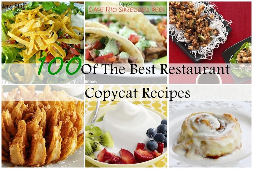 100 of the Best Restau...