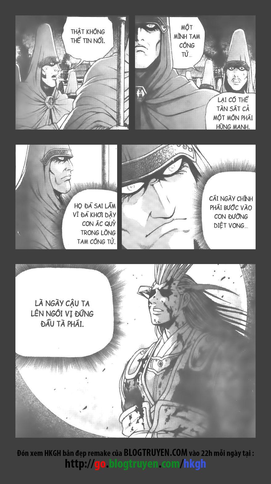 Hiệp Khách Giang Hồ chap 227 Trang 10 - Mangak.info