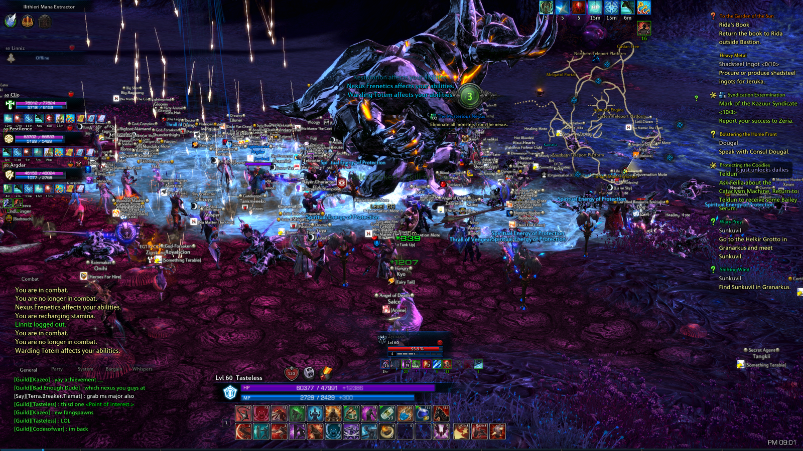 Zerg rush - Pretty Sure The Enemy Did Not Expect A Zerg Rush To Come Ruin Their Nexus Party This Is Tera S Rift Version But Called Nexus There Are 3 Waves In A Nexus