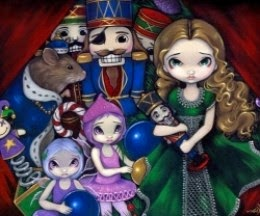 Nutcracker Suite Christmas Cards