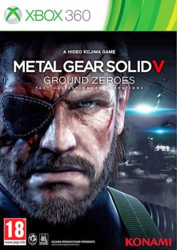 Metal Gear Solid V: Ground Zeroes - [Xbox360 COMPLEX]