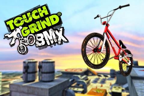 Touchgrind BMX v1.3 APK