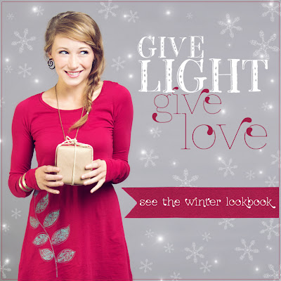 winter facebook - Give Light Give Love Winter Lookbook