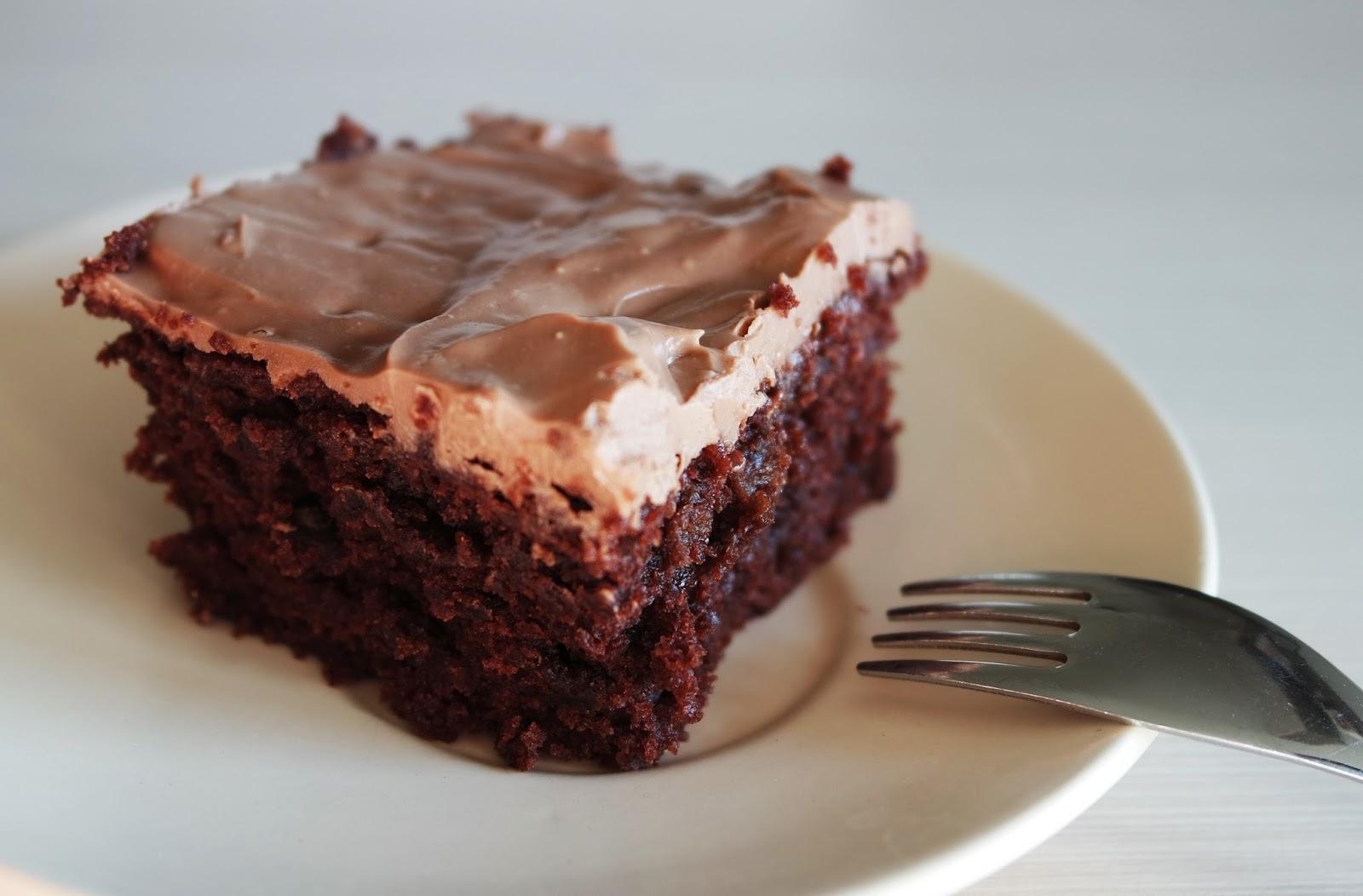 Торт без миксера рецепт