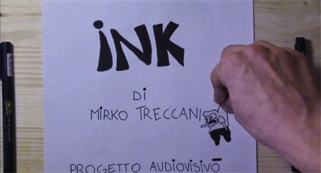 ink stopmotion project
