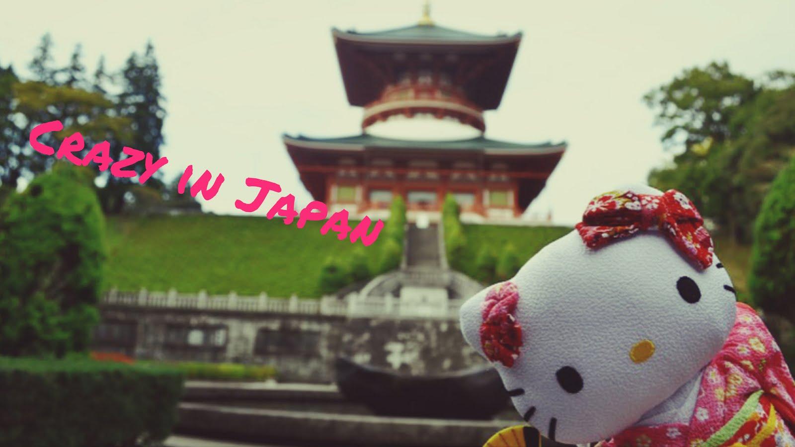 Crazy in Japan