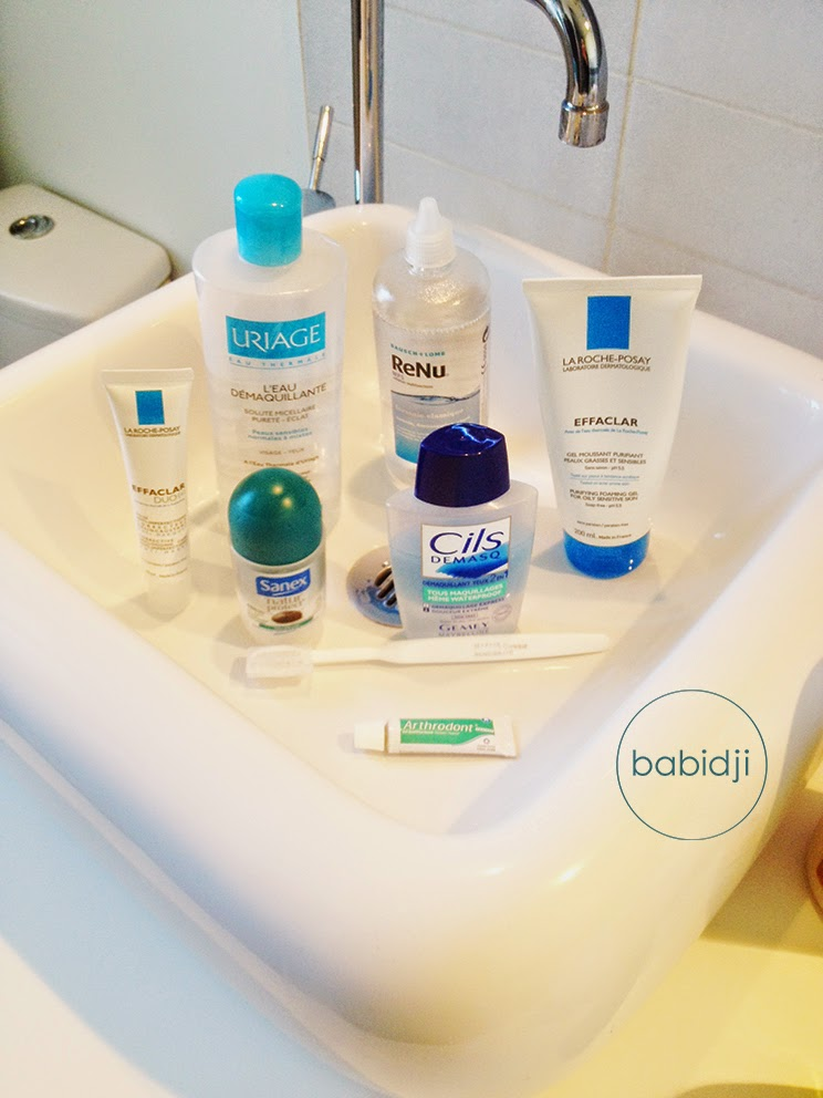 Babidji my bathroom and i for Salle de bain 3m carre