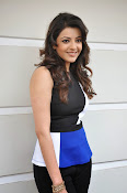 Kajal Agarwal Latest Photos at Yevadu Press meet-thumbnail-9