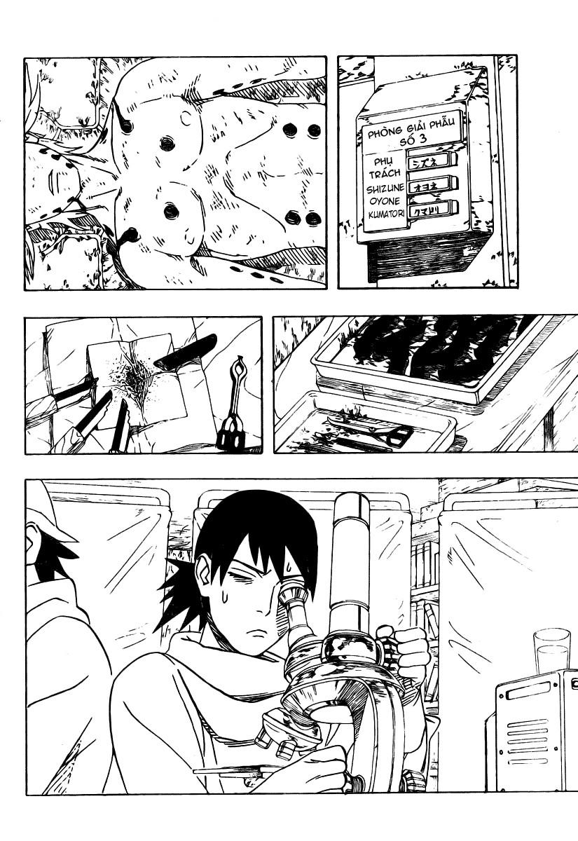 Naruto chap 418 Trang 15 - Mangak.info