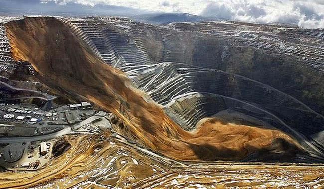 Open Pit Mining Canada is an Open-pit Mining