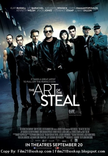The Art of the Steal 2014 Bioskop