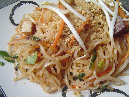 Pad Thai Quickfire Recipe