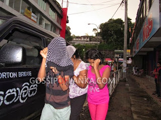 3 Woman Arrested for Cheating in Norton Bridge Temple - Photos