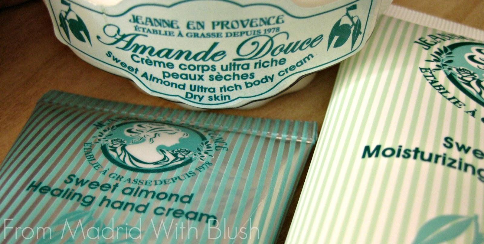 Las Almendras Dulces de JEANNE EN PROVENCE | From Madrid With Blush
