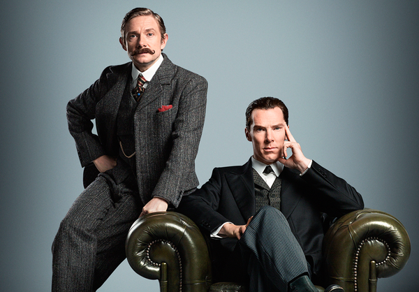 Sherlock Christmas Special: First Look