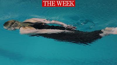 """ანა ლომინაძე ინგლისური ჟურნალის """"THE WEEK""""–ის სტატიაში მოხვდა"""