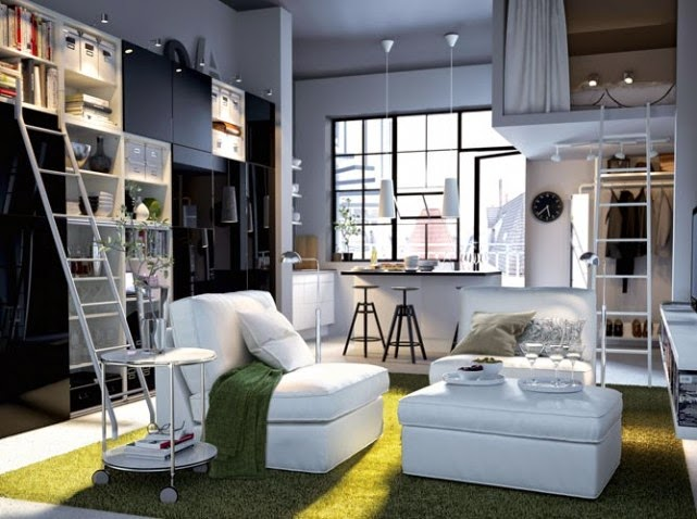 Des idées et astuces qui vous permettent d'optimiser votre espace