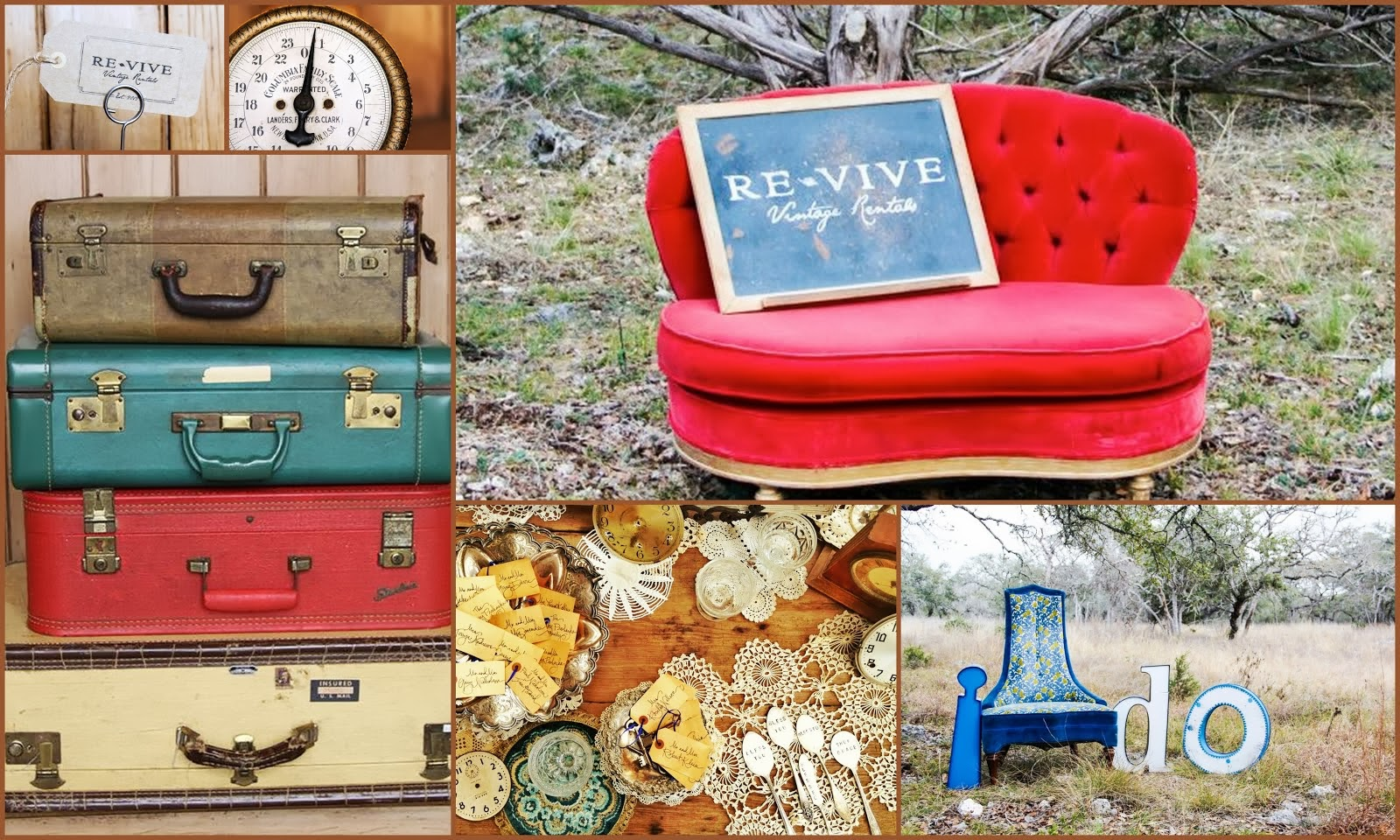 Revive Vintage Rentals