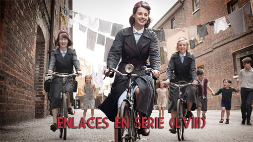 Call The Midwife BBC Miranda