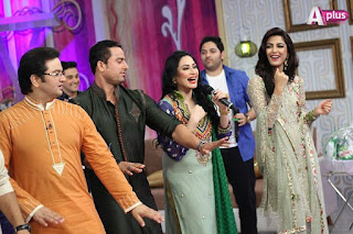 Eid Day 3 show 2015 on Aplus