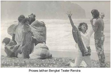 Belajar SerbAneka: Teater Indonesia Tahun 1970-an