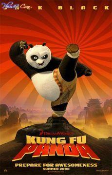Kungfu Gấu TrúcKung Fu Panda 2008
