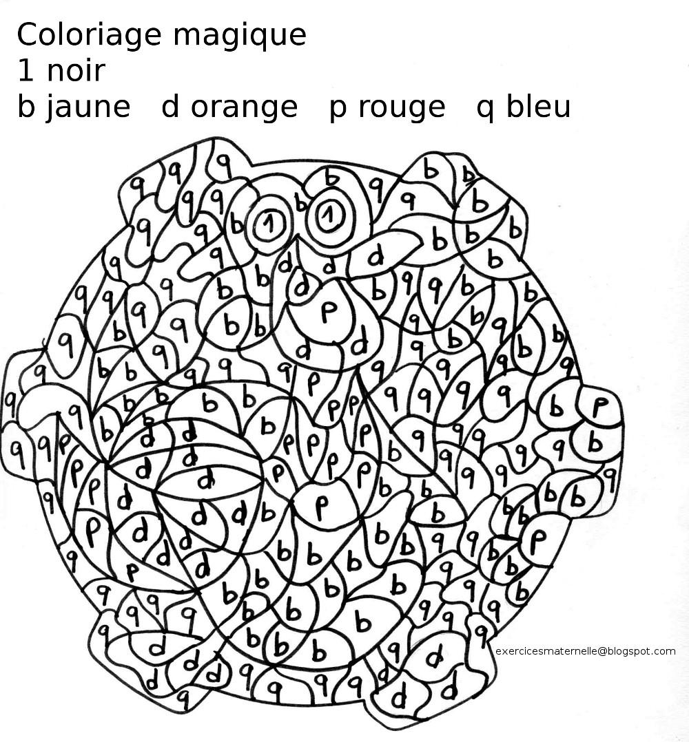 Maternelle coloriage magique maternelle un canard avec des fleurs - Coloriage fleurs maternelle ...
