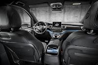 Mercedes-Benz V 250 d AMG Line (2016) Interior